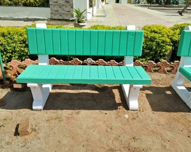 Garden benches Manufacturers in Hyderabad